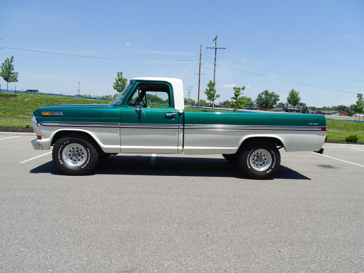 1972 Ford F100 (CC-1358387) for sale in O'Fallon, Illinois