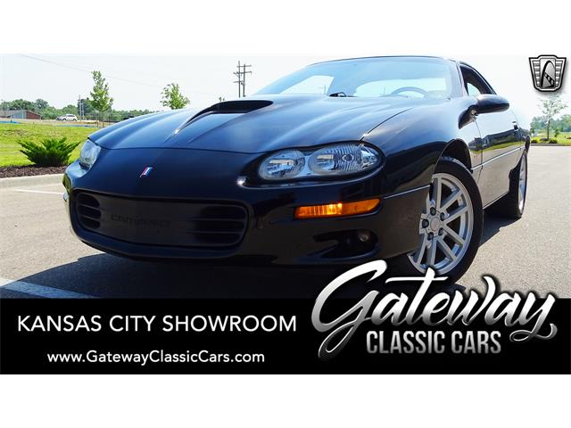 2002 Chevrolet Camaro (CC-1358399) for sale in O'Fallon, Illinois