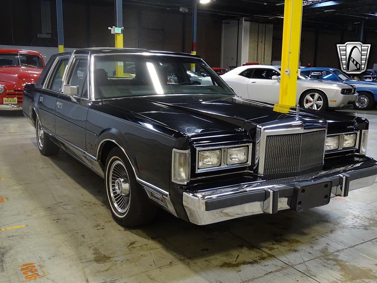 1988 Lincoln Town Car (CC-1358416) for sale in O'Fallon, Illinois