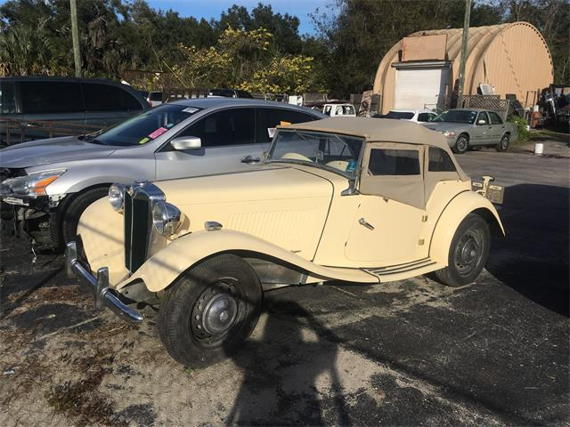 1952 MG TD (CC-1358427) for sale in Ocala, Florida