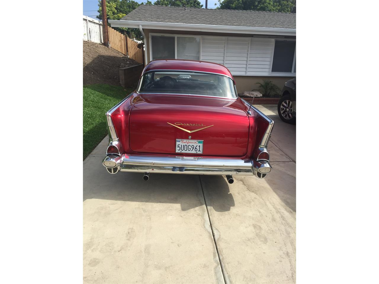 1957 Chevrolet Bel Air (CC-1358428) for sale in FORT COLLINS, Colorado