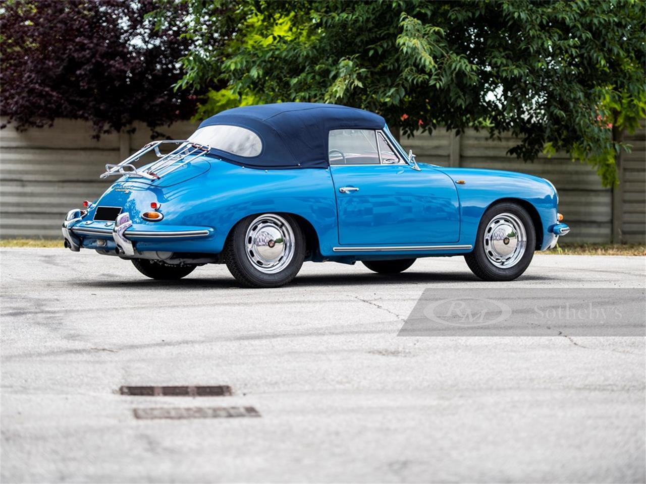 1960 Porsche 356B (CC-1358446) for sale in London, United Kingdom