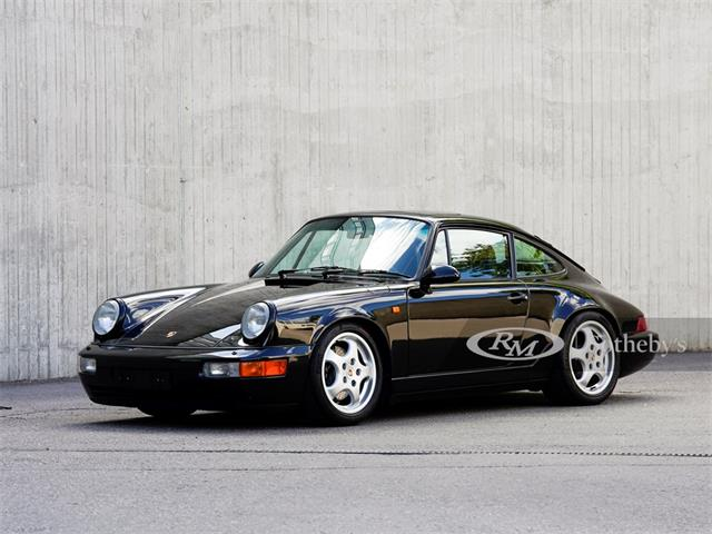 1991 Porsche 911 Carrera 2 (CC-1358447) for sale in London, United Kingdom