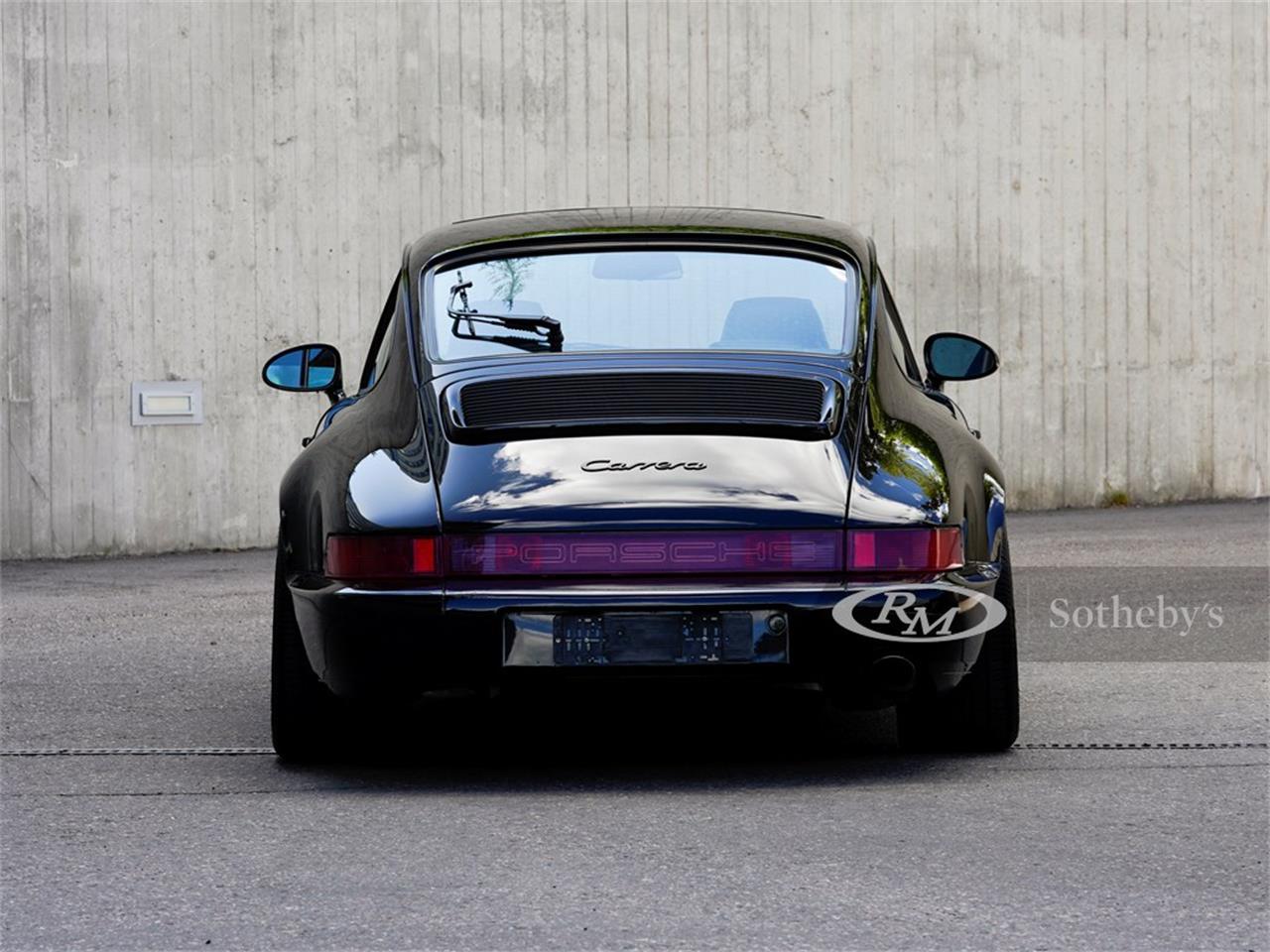 1991 Porsche 911 Carrera 2 (CC-1358447) for sale in London, United Kingdom