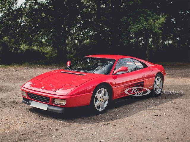 1992 Ferrari 348 (CC-1358452) for sale in London, United Kingdom