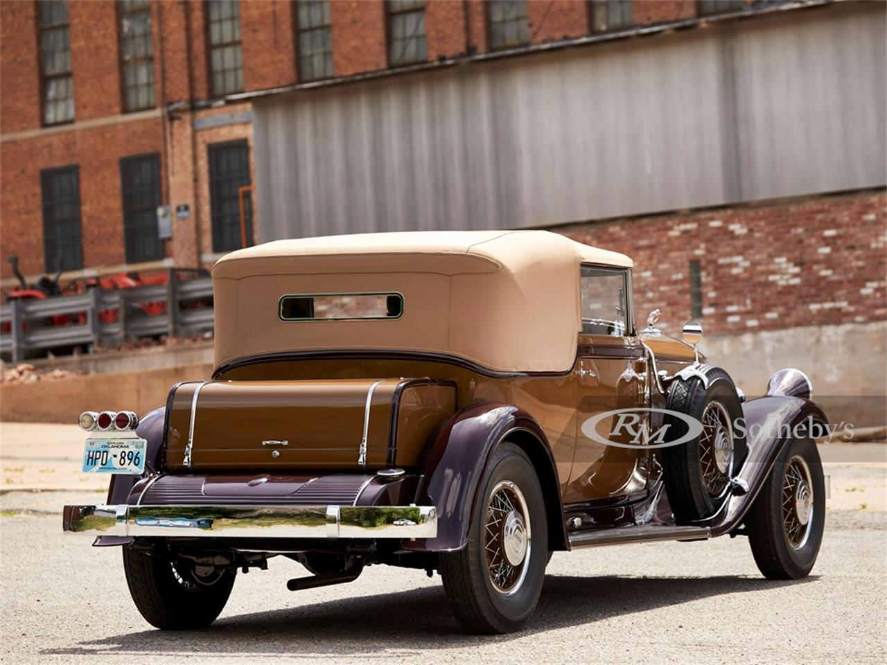 1931 Pierce-Arrow Model 41 (CC-1358454) for sale in Monterey, California