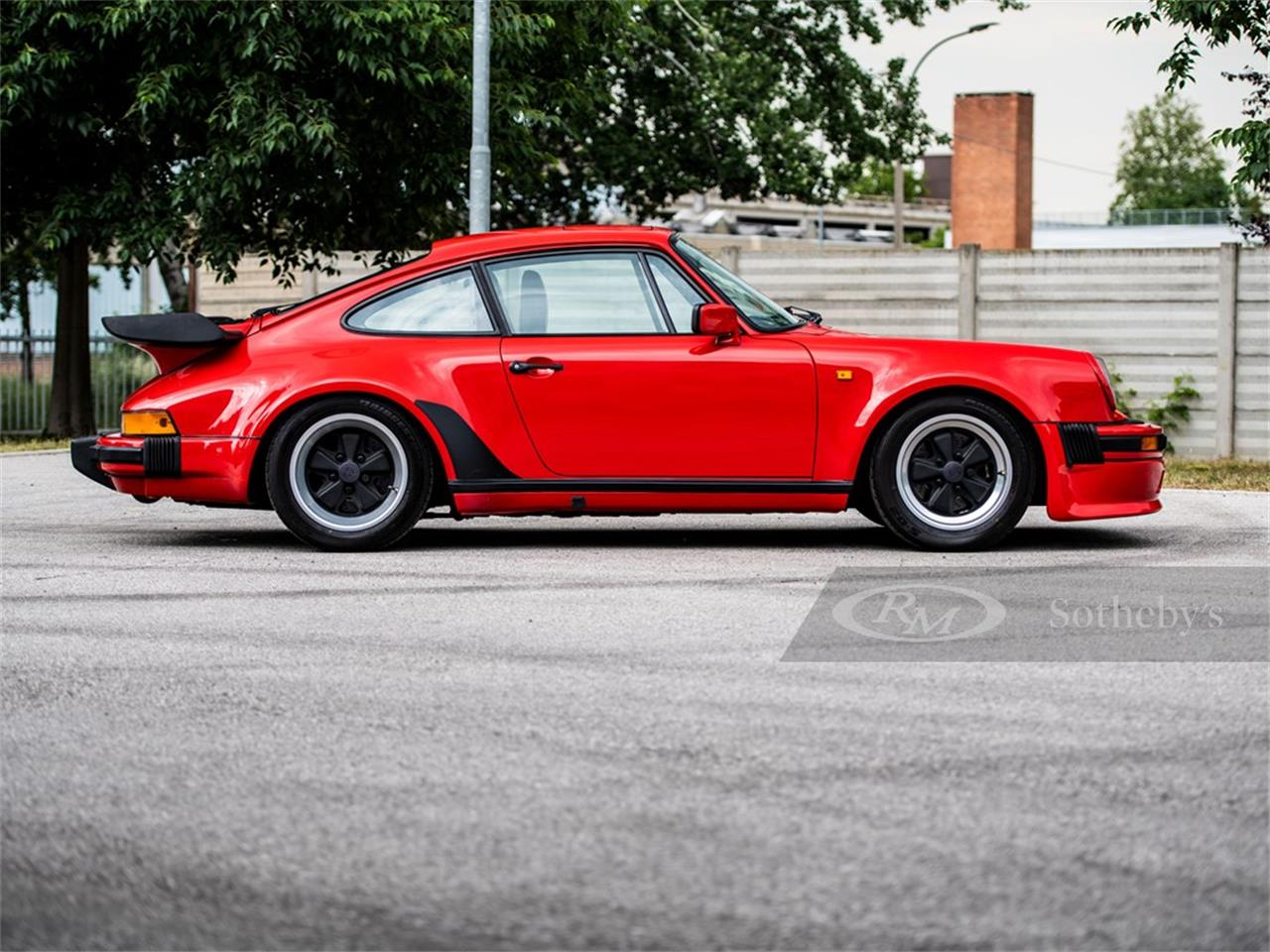 1987 Porsche 911 Turbo (CC-1358459) for sale in London, United Kingdom