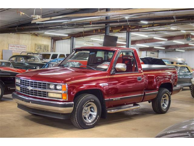 1989 Chevrolet 1/2-Ton Shortbox (CC-1358470) for sale in Watertown , Minnesota