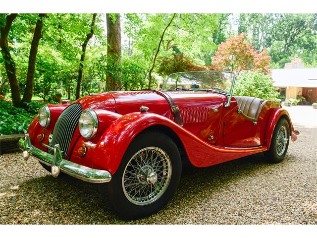1964 Morgan Plus 4 (CC-1358480) for sale in Charlotte, North Carolina