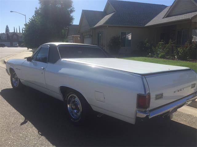 1972 Chevrolet El Camino (CC-1358492) for sale in Fresno, California