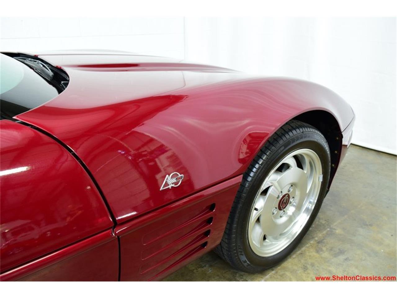 1993 Chevrolet Corvette (CC-1358520) for sale in Mooresville, North Carolina