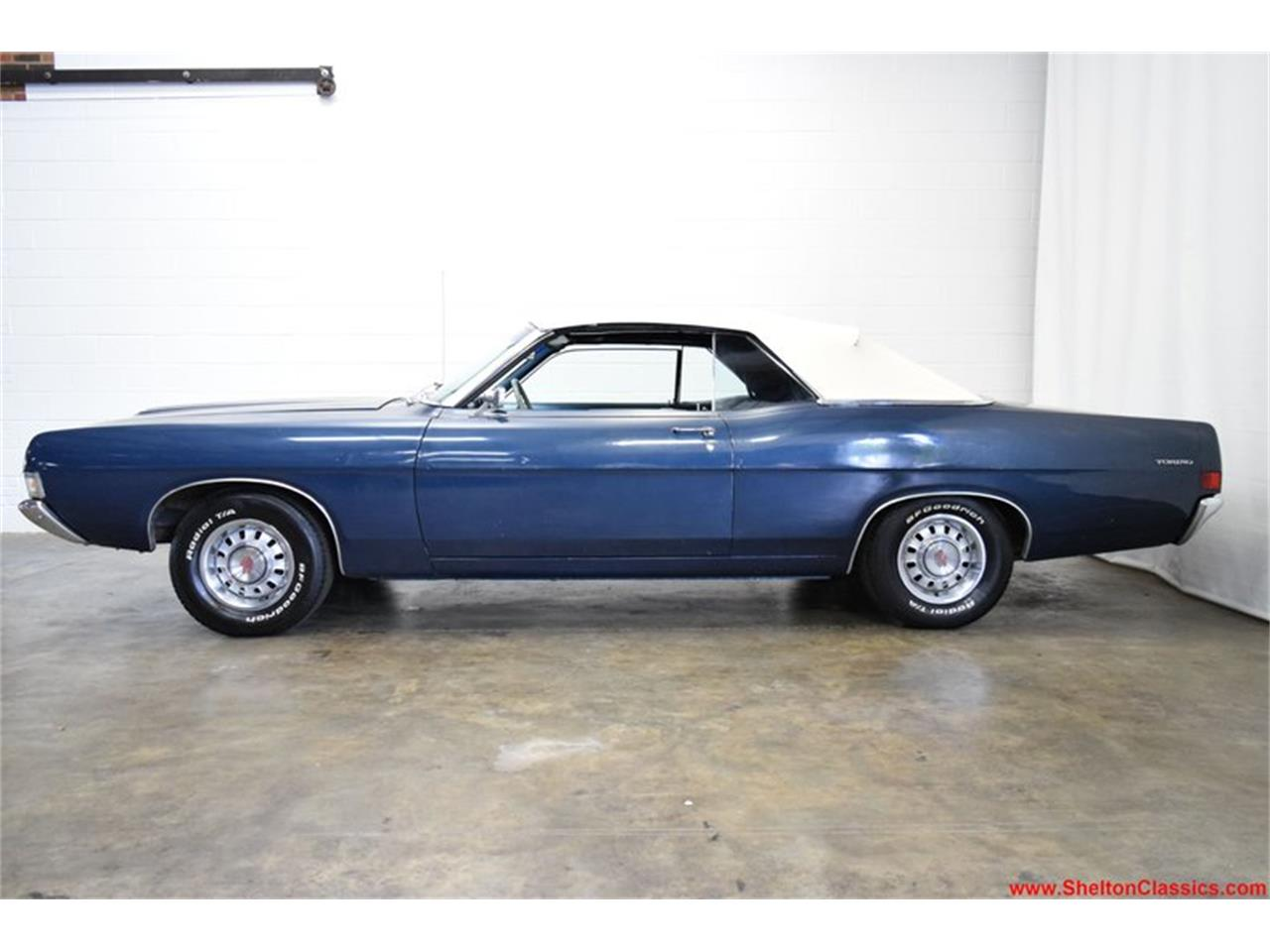 1968 Ford Torino (CC-1358522) for sale in Mooresville, North Carolina