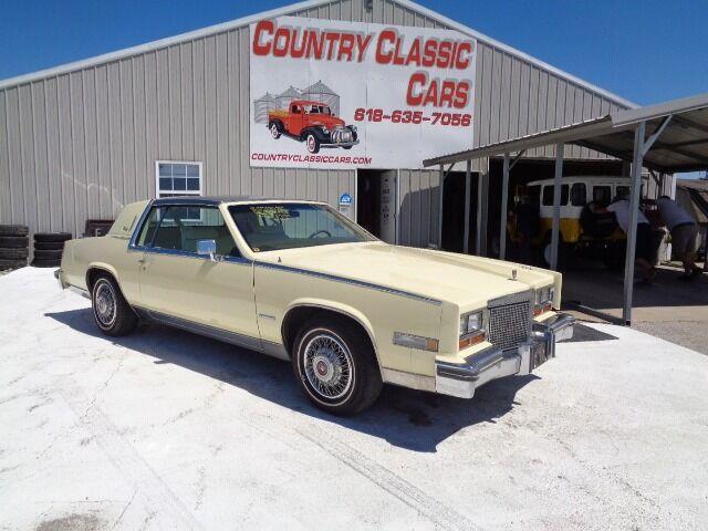 1981 Cadillac Eldorado Biarritz (CC-1358540) for sale in Staunton, Illinois