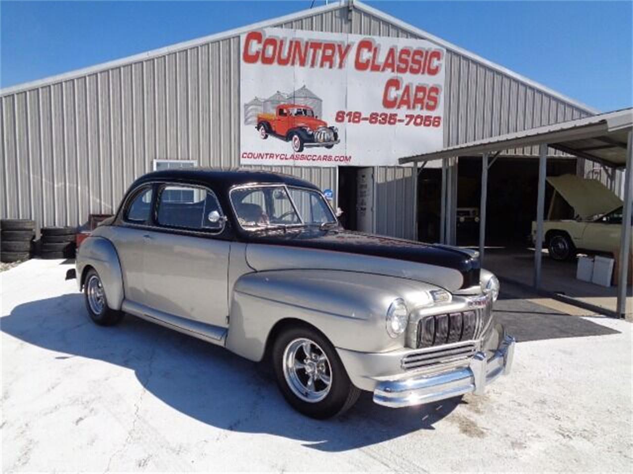 1947 Mercury Coupe (CC-1358541) for sale in Staunton, Illinois