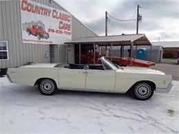 1966 Lincoln Continental (CC-1358543) for sale in Staunton, Illinois