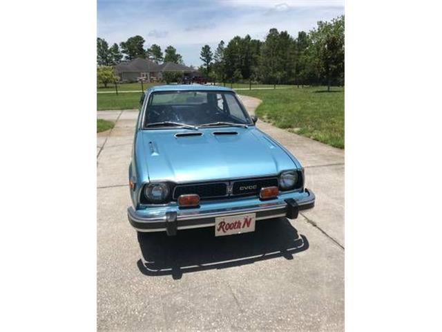 1976 Honda Civic (CC-1358545) for sale in Cadillac, Michigan