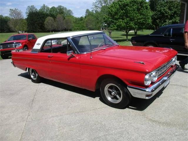 1963 Mercury Meteor (CC-1358551) for sale in Cadillac, Michigan