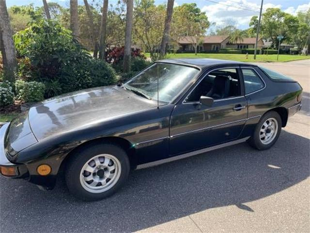 1978 Porsche 924 (CC-1358552) for sale in Cadillac, Michigan