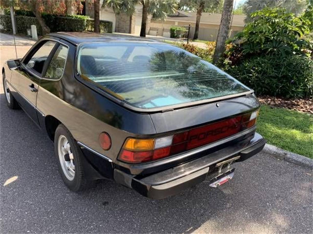 1978 Porsche 924 (CC-1358552) for sale in Cadillac, Michigan