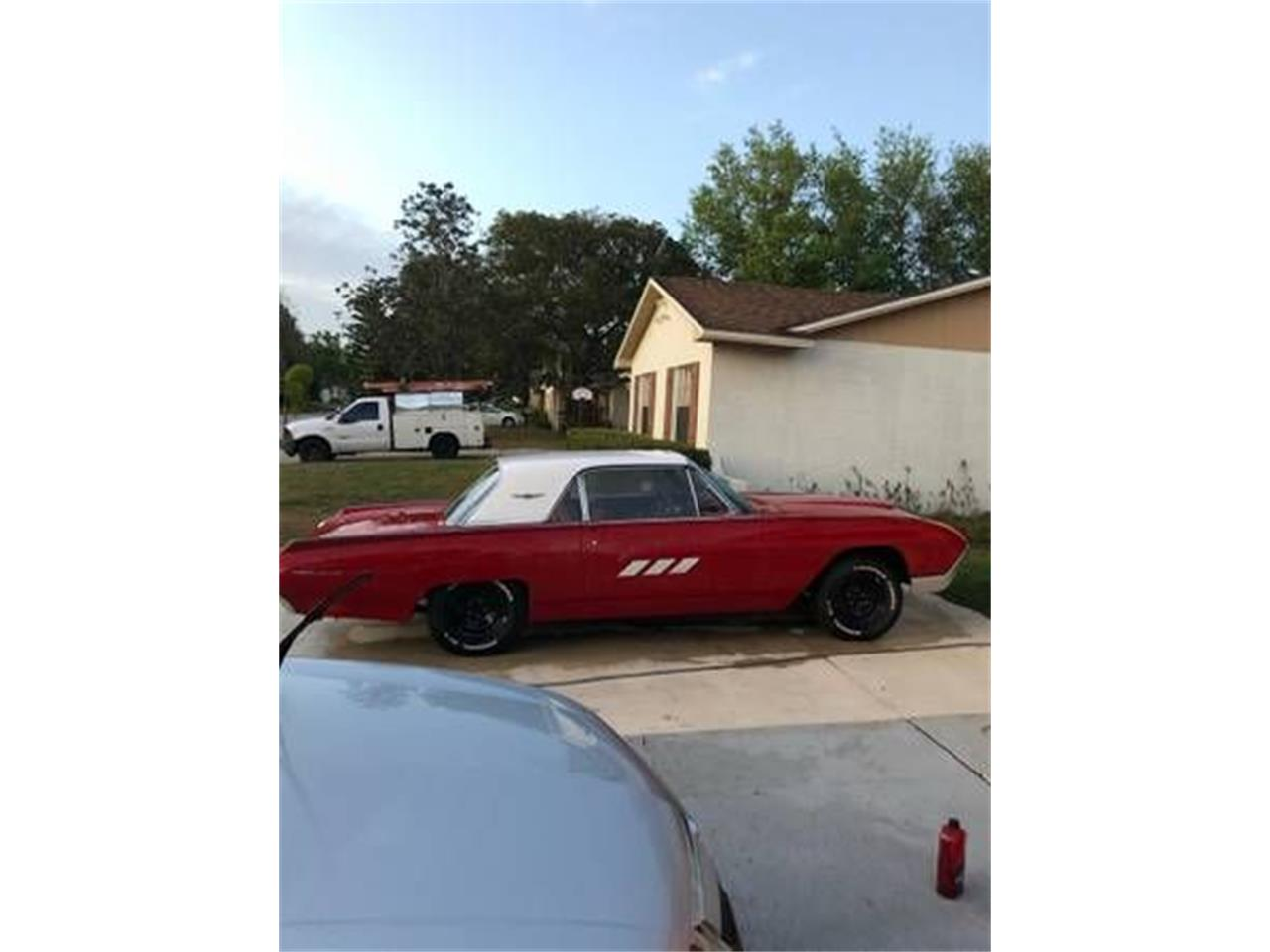 1963 Ford Thunderbird (CC-1358553) for sale in Cadillac, Michigan