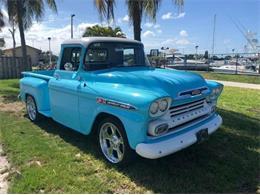 1959 Chevrolet Apache (CC-1358555) for sale in Cadillac, Michigan