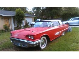 1959 Ford Thunderbird (CC-1358559) for sale in Cadillac, Michigan