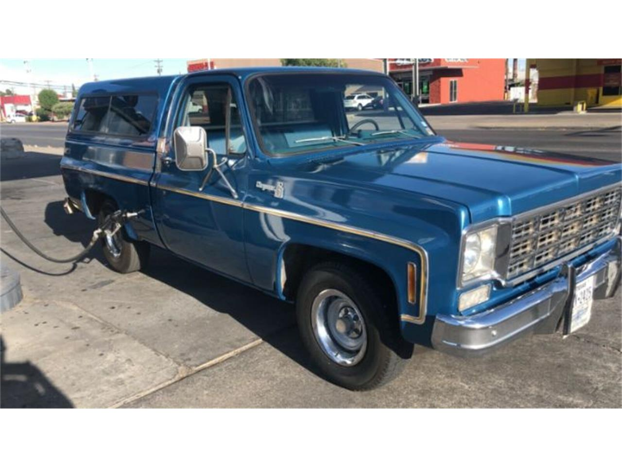 1977 Chevrolet C10 (CC-1358560) for sale in Cadillac, Michigan