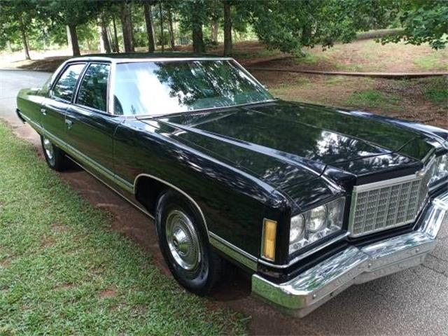 1974 Chevrolet Caprice (CC-1358564) for sale in Cadillac, Michigan