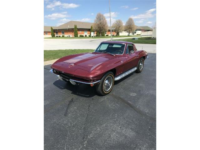 1965 Chevrolet Corvette (CC-1358565) for sale in Cadillac, Michigan