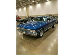 1966 Chevrolet Chevelle (CC-1358566) for sale in Cadillac, Michigan
