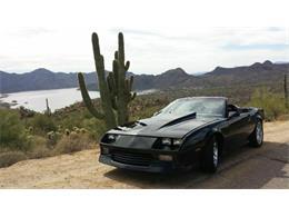1984 Chevrolet Camaro (CC-1358567) for sale in Cadillac, Michigan