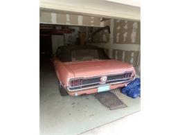 1968 Ford Mustang (CC-1358569) for sale in Cadillac, Michigan