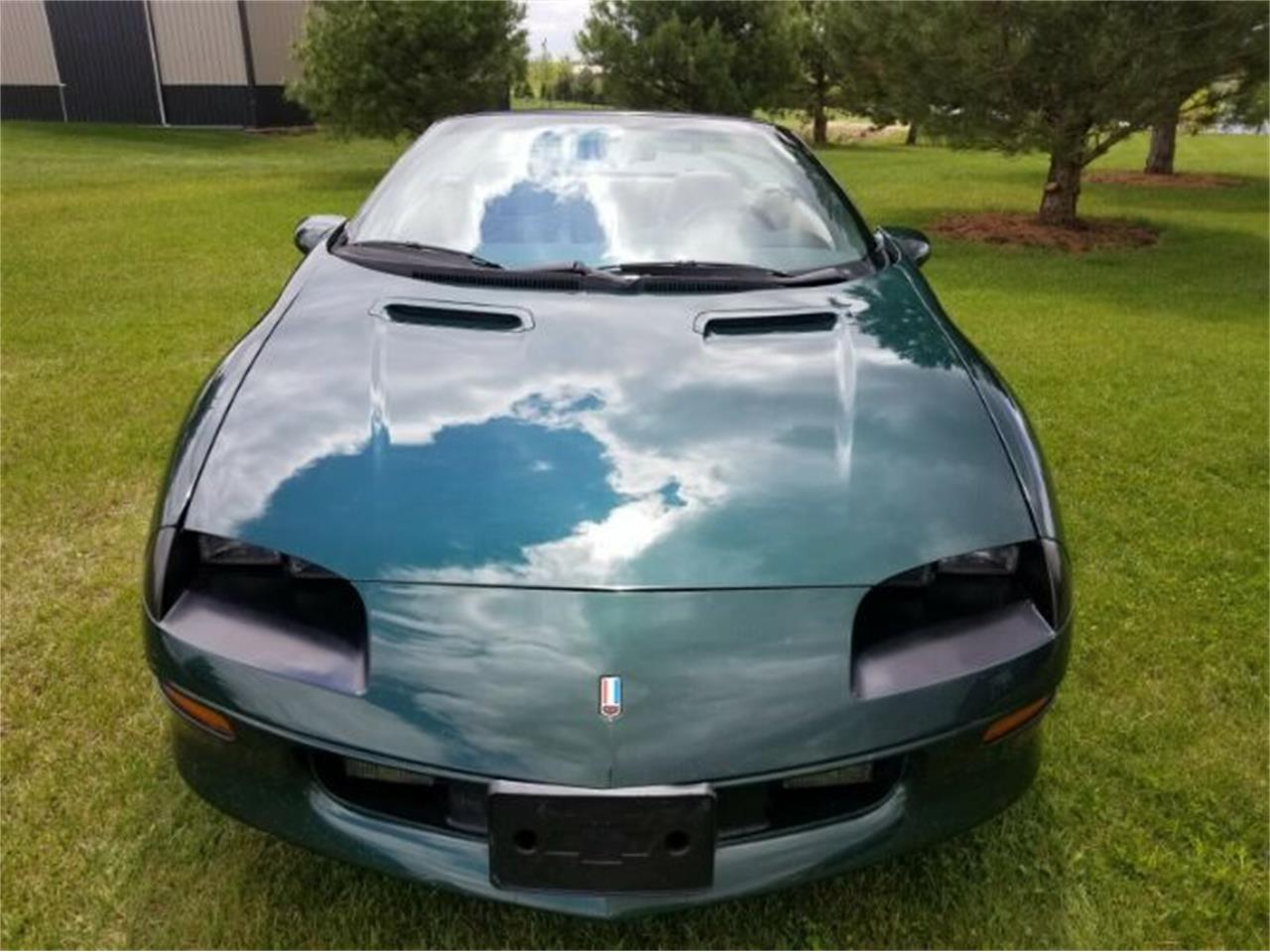 1995 Chevrolet Camaro (CC-1358572) for sale in Cadillac, Michigan