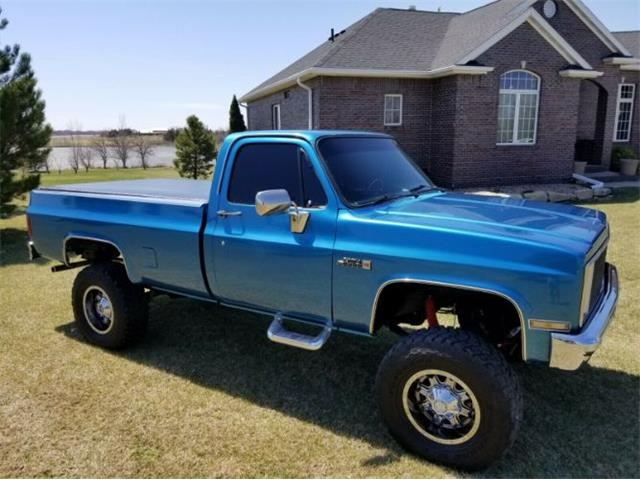 1983 GMC Sierra (CC-1358573) for sale in Cadillac, Michigan