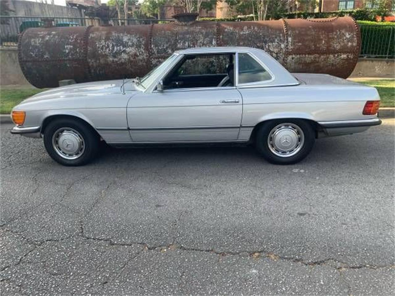 1973 Mercedes-Benz 450SL (CC-1358574) for sale in Cadillac, Michigan