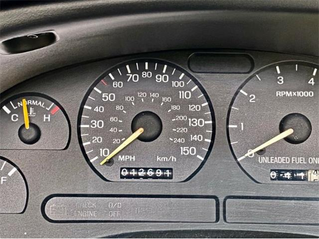 1995 Ford Mustang (CC-1358576) for sale in Cadillac, Michigan