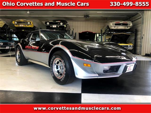 1978 Chevrolet Corvette (CC-1358600) for sale in North Canton, Ohio