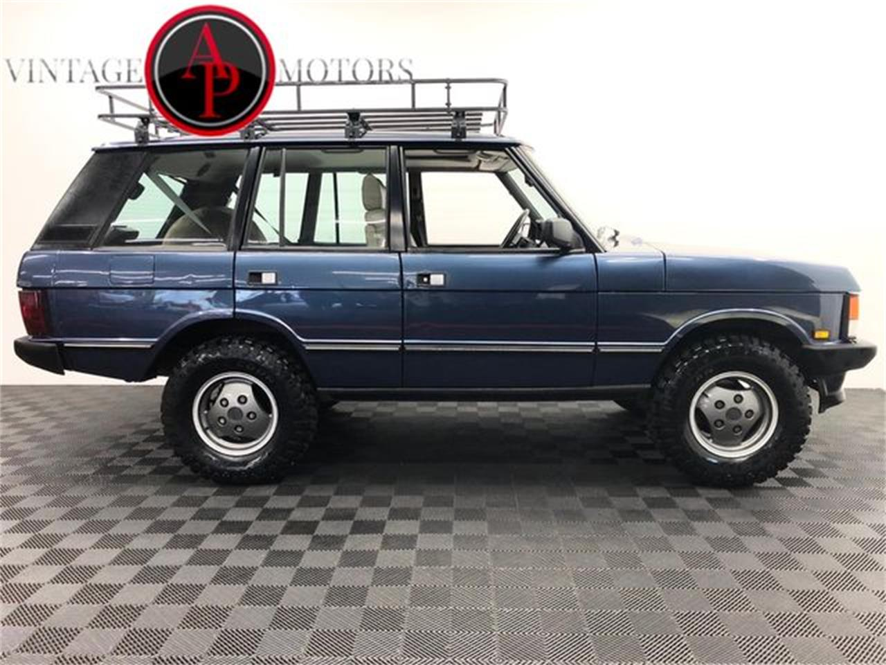 1992 Land Rover Range Rover (CC-1358604) for sale in Statesville, North Carolina