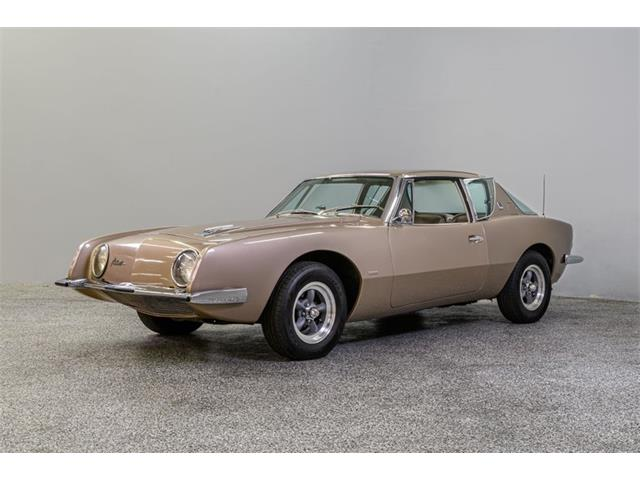 1963 Studebaker Avanti (CC-1358605) for sale in Concord, North Carolina