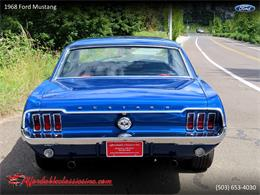 1968 Ford Mustang (CC-1358613) for sale in Gladstone, Oregon