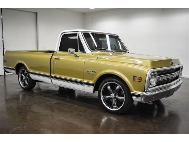 1970 Chevrolet C10 (CC-1358633) for sale in Sherman, Texas