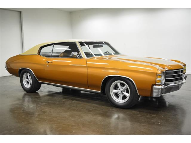 1972 Chevrolet Chevelle (CC-1358635) for sale in Sherman, Texas