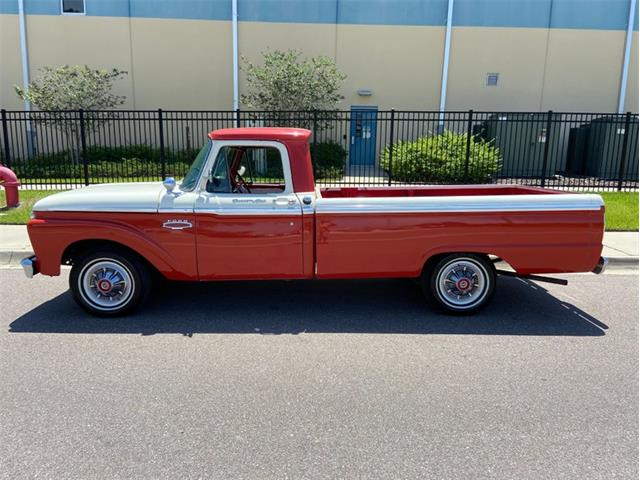 1966 Ford F100 (CC-1358640) for sale in Clearwater, Florida