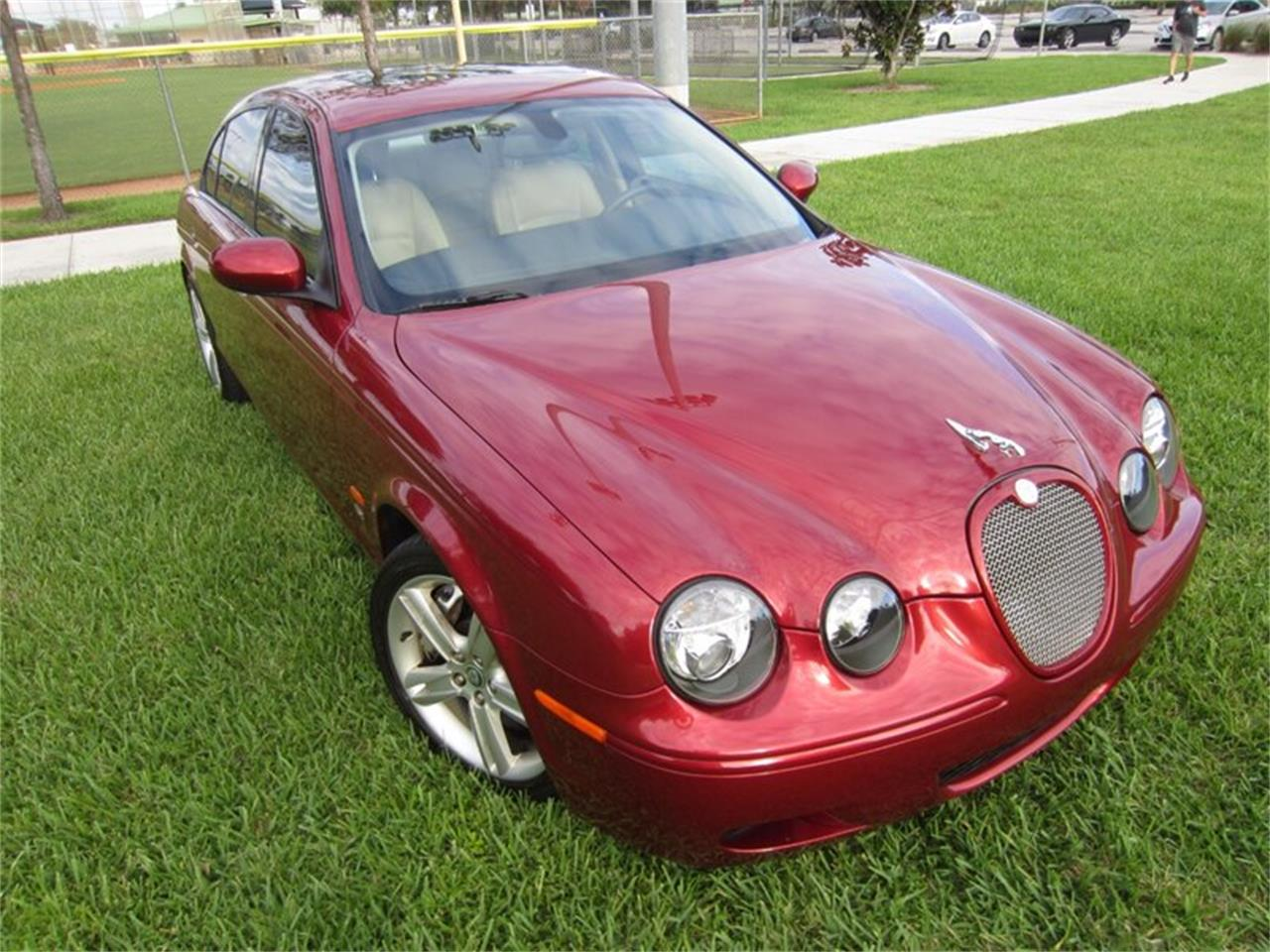 2005 Jaguar S-Type (CC-1358647) for sale in Delray Beach, Florida