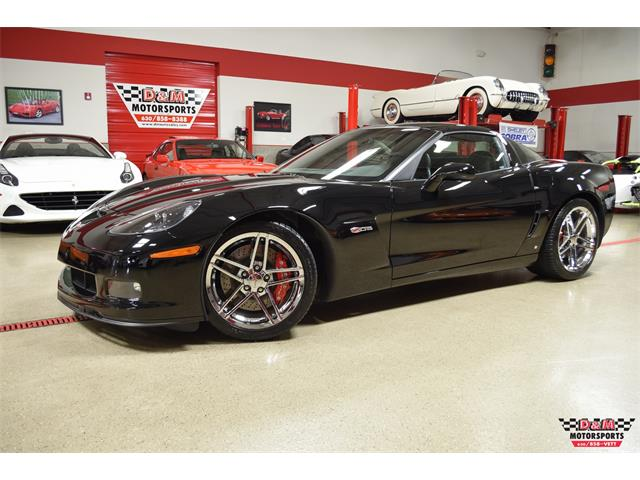 2008 Chevrolet Corvette (CC-1358657) for sale in Glen Ellyn, Illinois