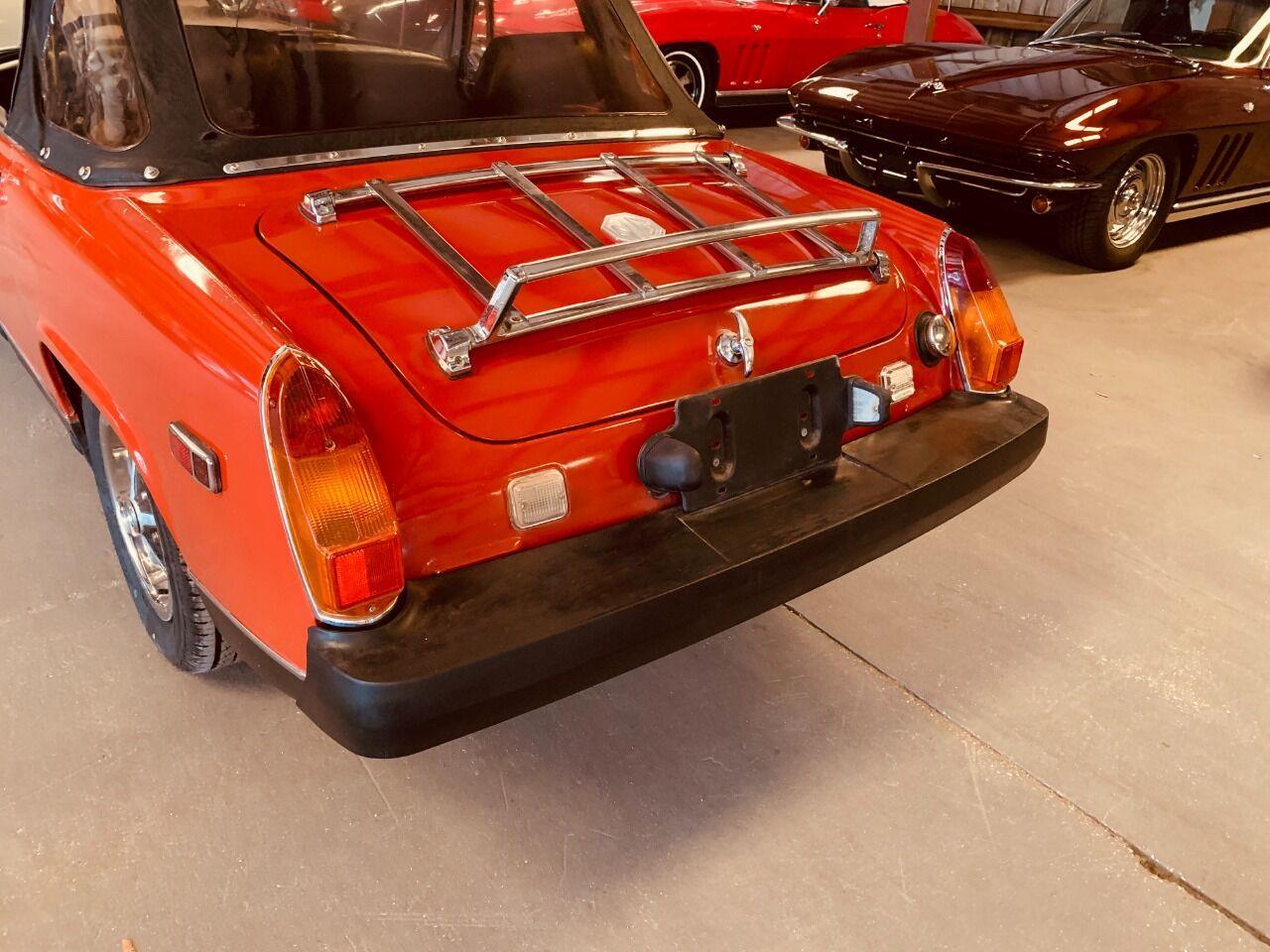 1977 MG Midget (CC-1358667) for sale in Sarasota, Florida