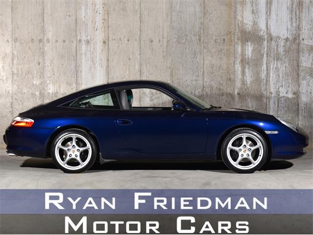 2002 Porsche 911 (CC-1358680) for sale in Valley Stream, New York