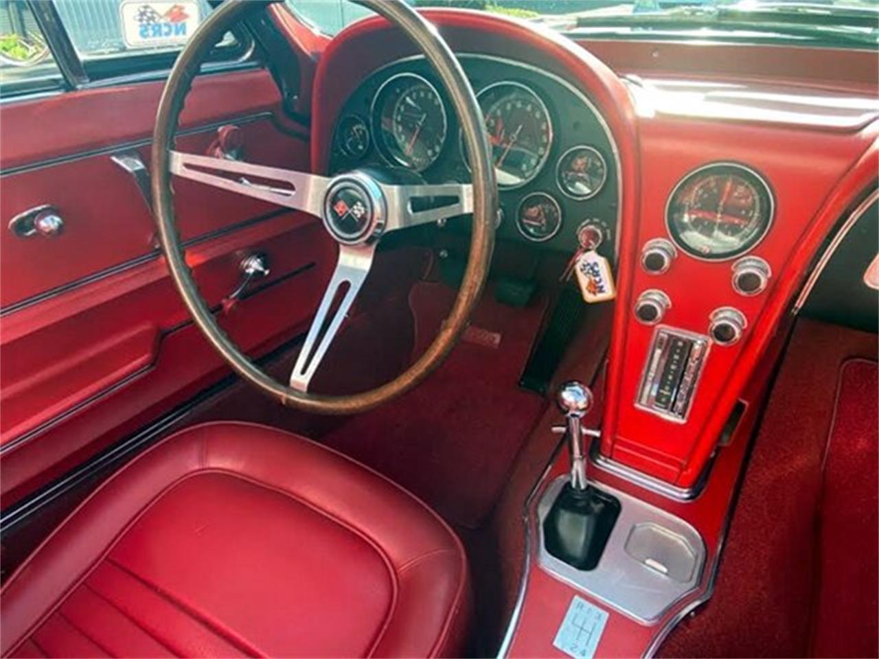 1967 Chevrolet Corvette (CC-1358685) for sale in Anaheim, California