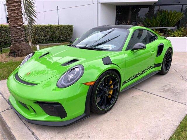 2019 Porsche 911 GT3 RS (CC-1358687) for sale in Anaheim, California