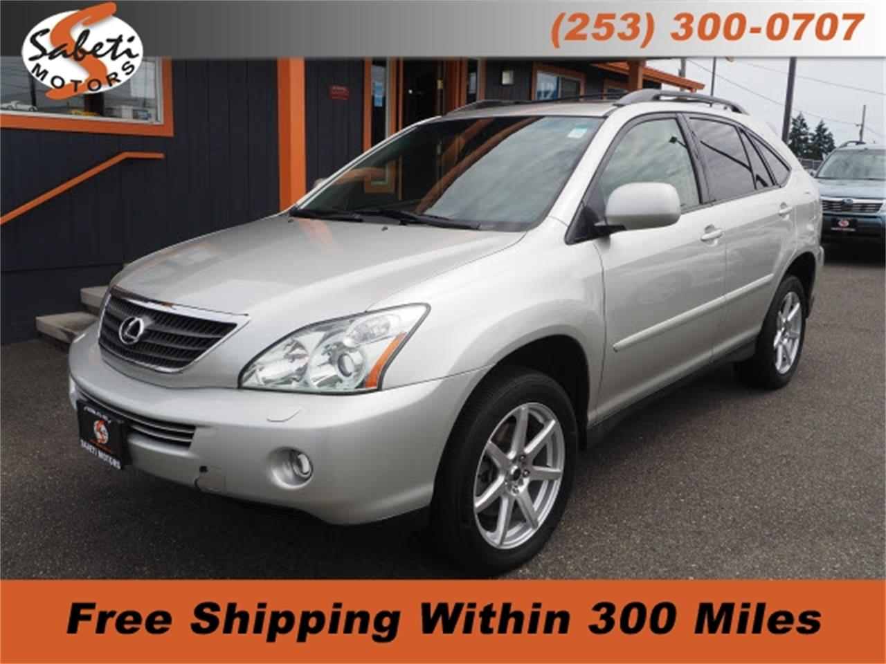 2006 Lexus RX (CC-1358693) for sale in Tacoma, Washington